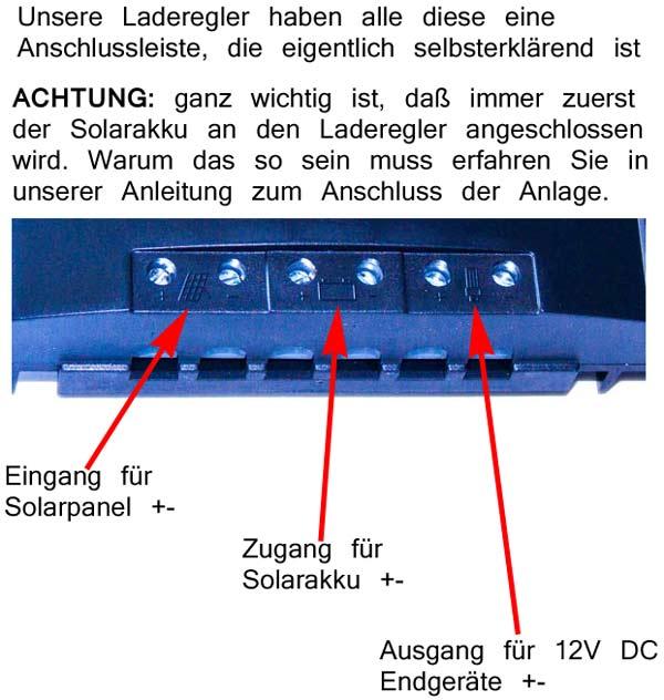 Solarladeregler Schaltplan - Teich-Filter